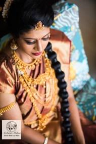 MAC Hindu bridal