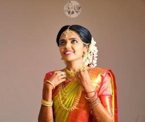 Normal HD Bridal Make Up