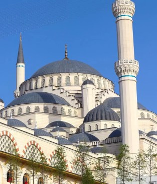 Grand Camlica Mosque: Erdogan inaugurates 'Turkey's largest' place of worship
