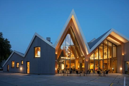 Townhouse Zwanenburg / Heren 5 Architects