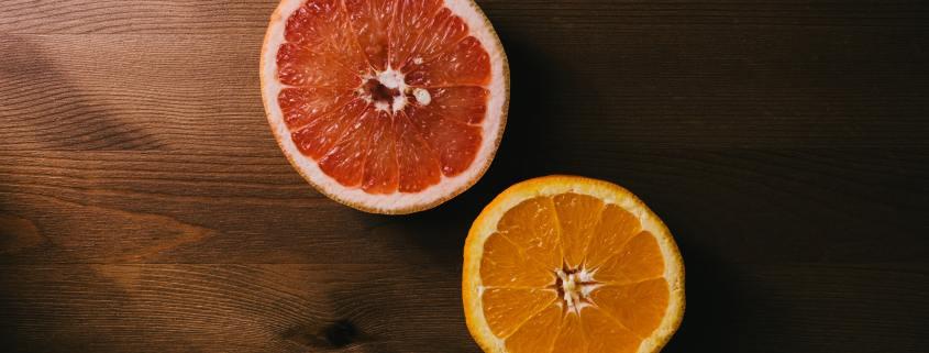 Image of citrus fruit