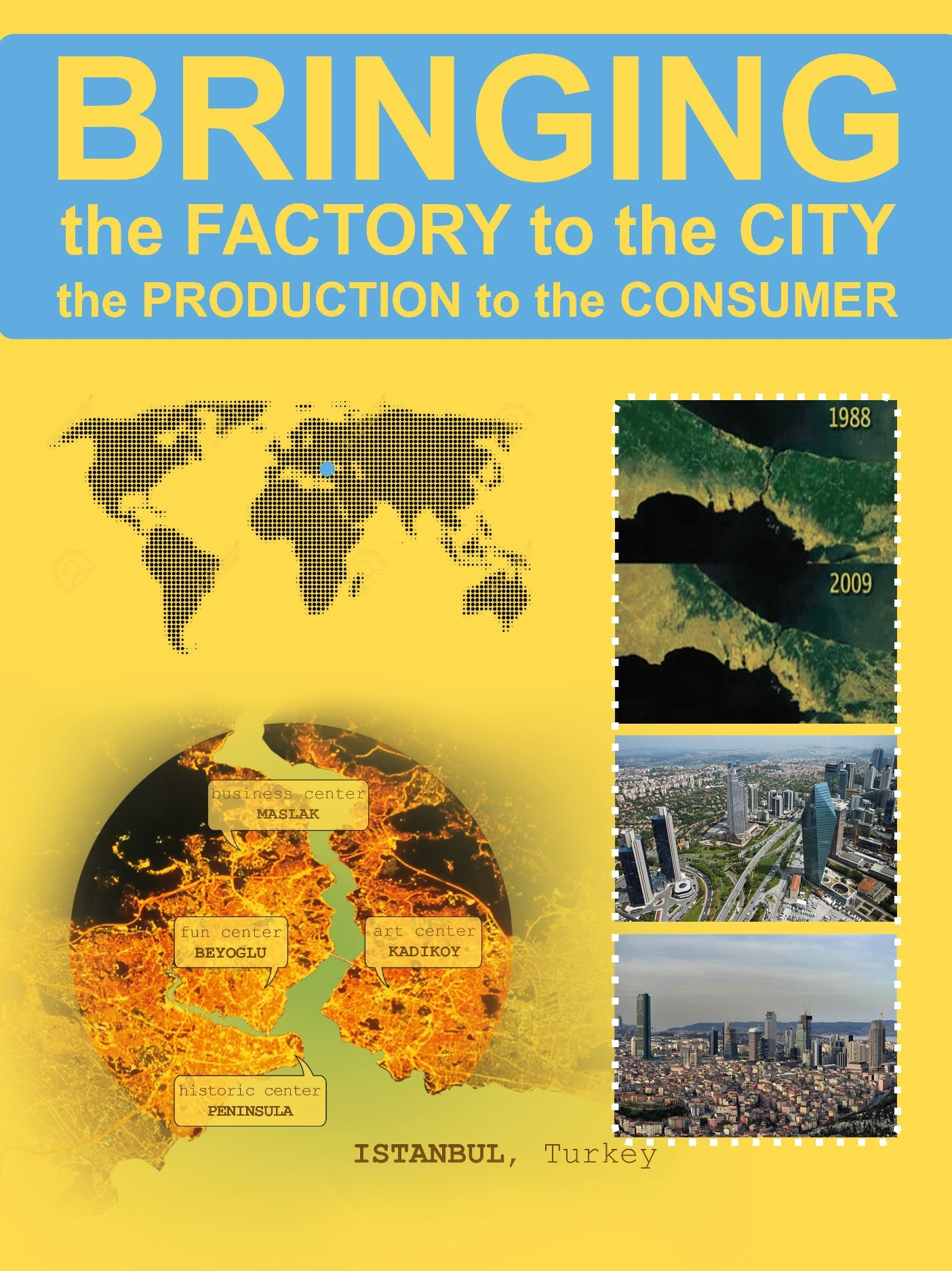 Bringing the Factory to the City