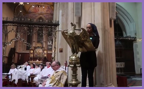 Qur'an in the Eucharist? The Provost of Glasgow Cathedral subverts Christian revelation
