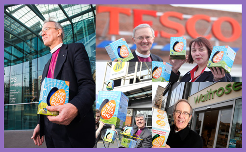 Sainsbury's refuses to sell the Real Easter Egg – what's their problem with Jesus?