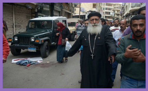 The Palm Sunday massacre targeted Pope Tawadros II – why the media silence?