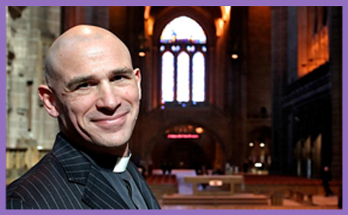 Sheffield gets its second best bishop – Pete Wilcox, Dean of Liverpool