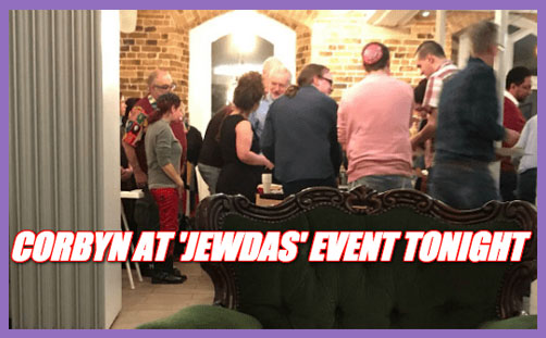 Image result for Jewdas + corbyn