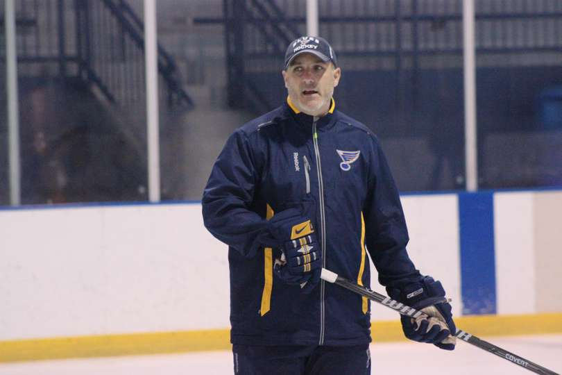Former Blues player Jamie Rivers leads strong group of professional instructors