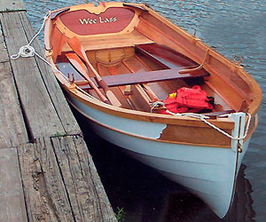 Small Wooden Boat Plans