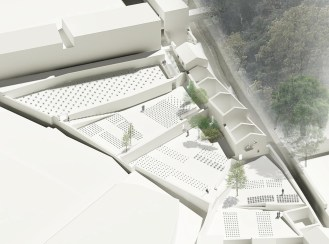 Render by Abalo Alonso arquitectos