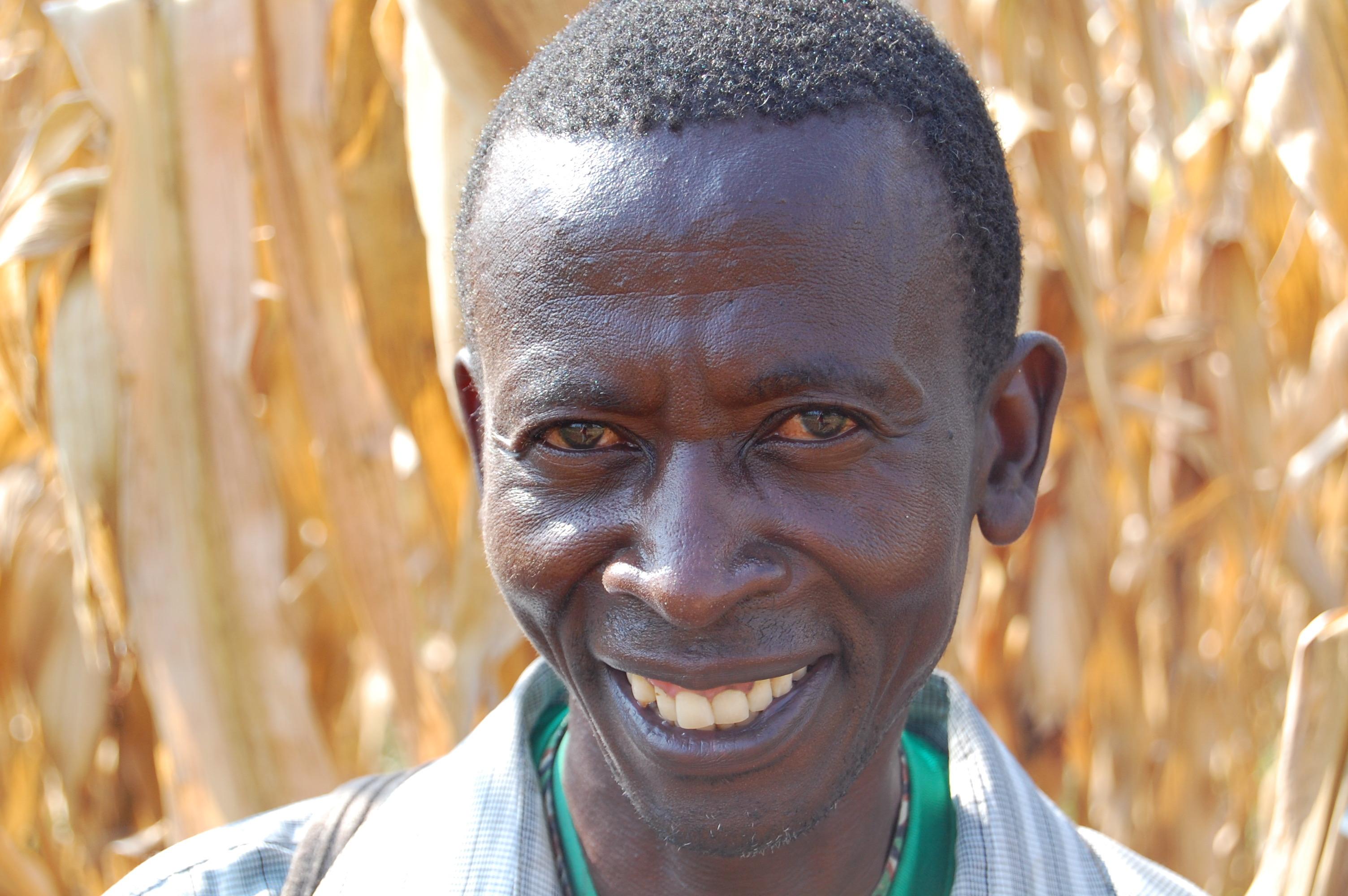 Josephat Marawa, Field Manager Nuru Kenya
