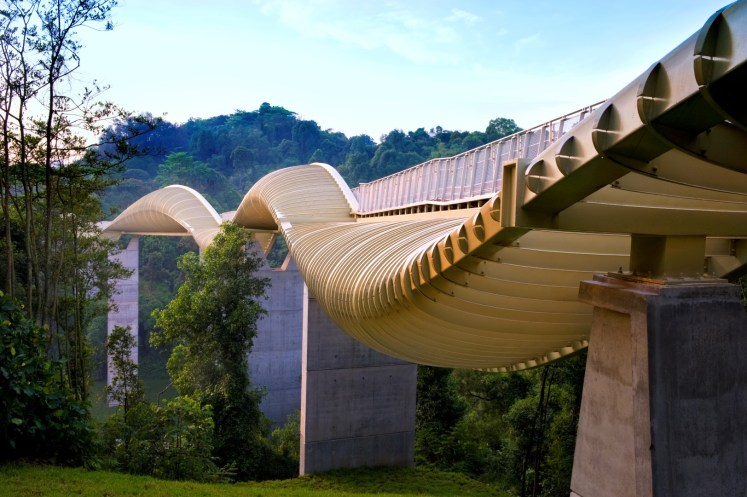 Henderson Waves | RSP Architects Planners & Engineers | Archello