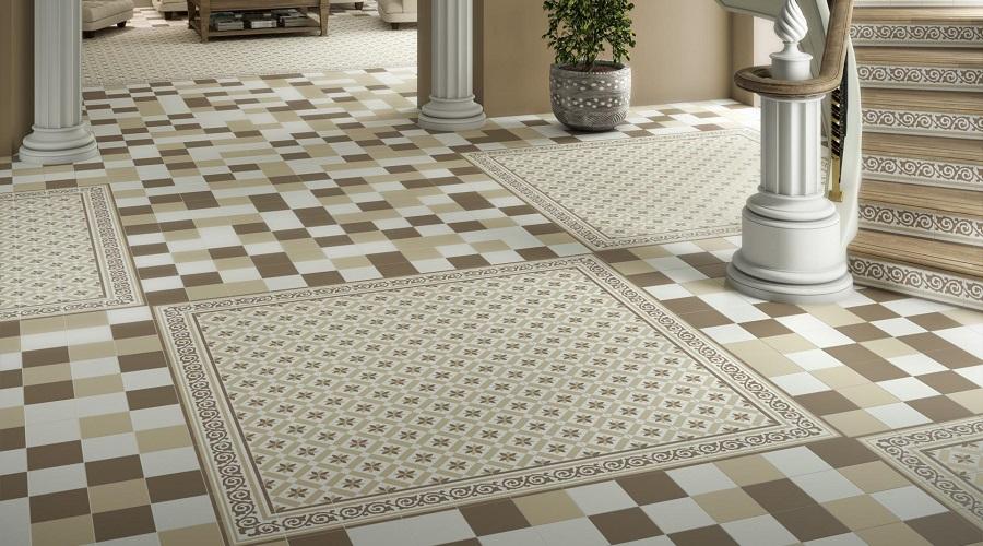 border floor tiles tile flooring