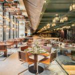 Le Boulevardier Restaurant Le Flaneur Bar Lounge Atelier Zebulon Perron Archello