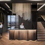 Contemporary Restaurant Interior Futuris Architects Archello