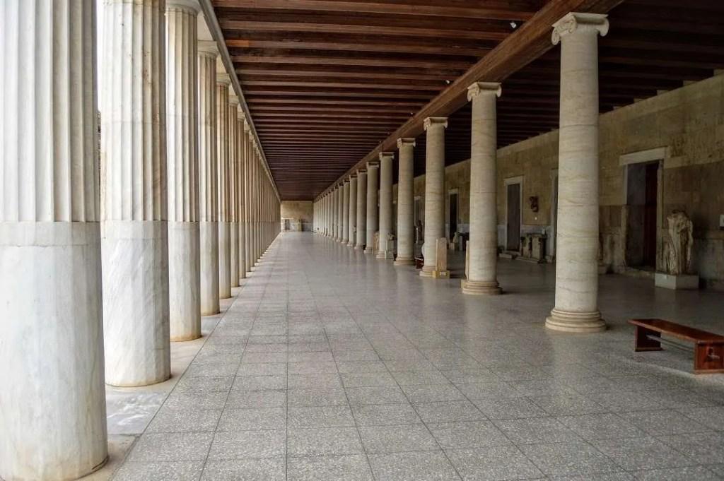 Museo del Ágora de Atenas