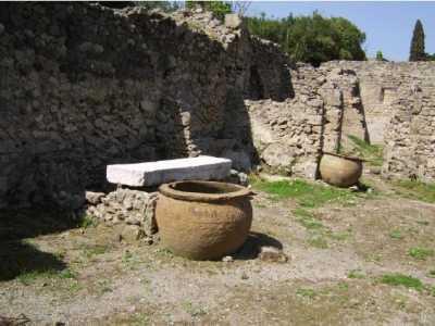 Conceria a Pompei