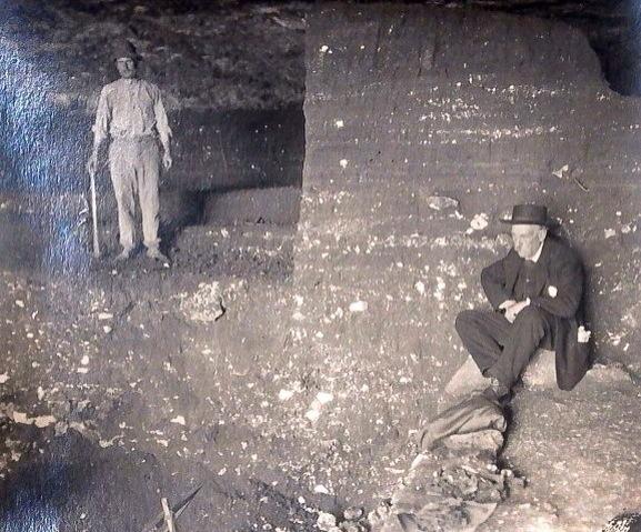 Risultato immagini per grotta romanelli