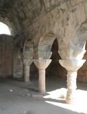 Colonnade de la citerne, Ayatekla.