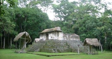 Seibal, cité maya du Guatémala