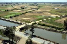 Qantir Pi-Ramsès delta Nil