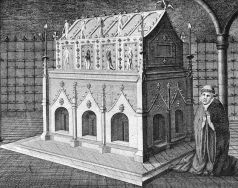 reliques saint Edmond