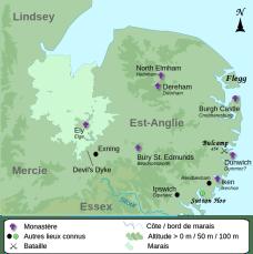 Royaume d'Est-Anglie