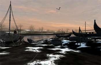 Un immense camp militaire viking repéré en Angleterre