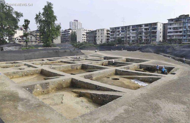 Le légendaire temple bouddhiste Fugan retrouvé à Chengdu, en Chine