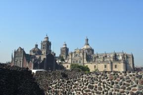 cathédrale-mexico-templo-mayor