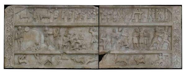 Nuova tomba pompei