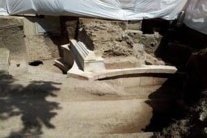 fouilles Pompéi