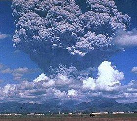 éruption Pinatubo