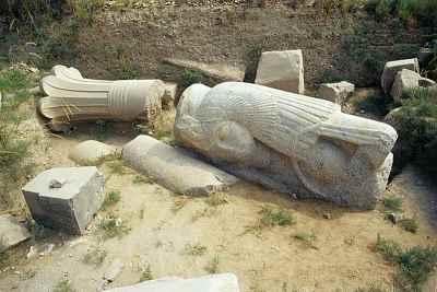 reine Boubastis delta Egypte