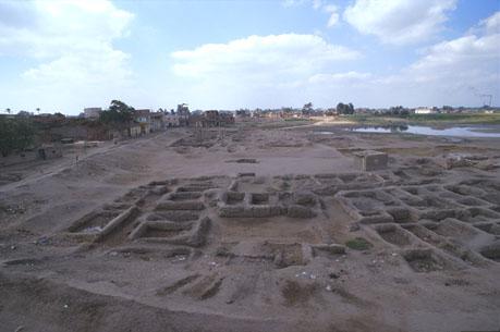 site archéologique Saïs