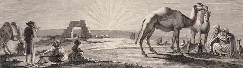 denon-ruines-nekhen-hieraconpolis-egypte