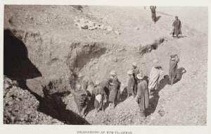 fouilles kom el-ahmar nekhen hierakonpolis