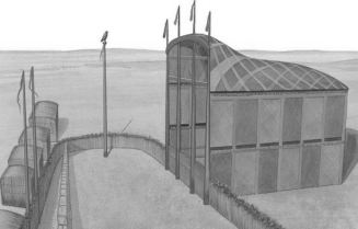 reconstitution-temple-faucon-nekhen