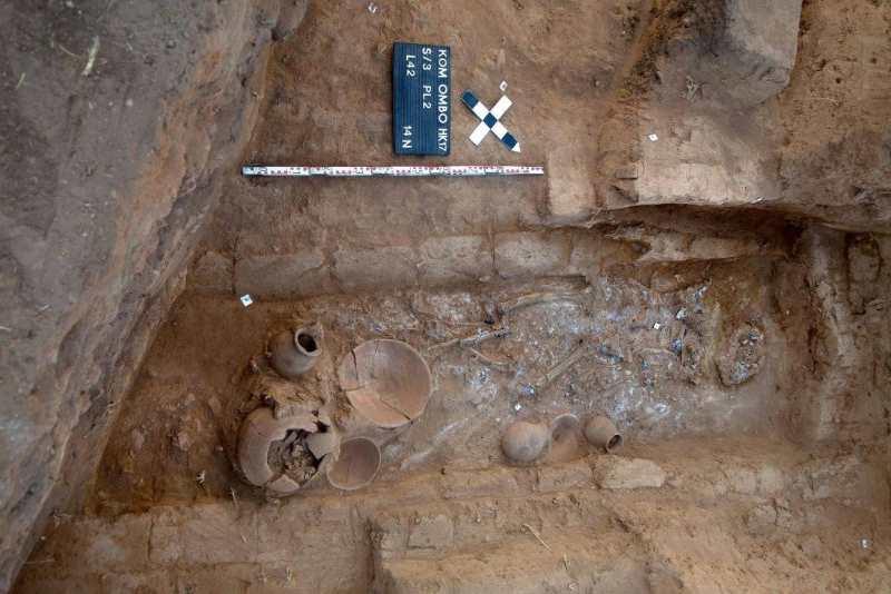 Récentes découvertes archéologiques sur trois sites de Haute-Egypte