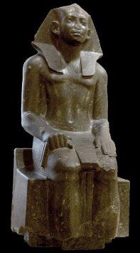 statue Sésostris III Louvre