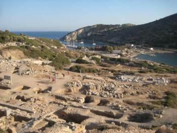 cité antique Cnide