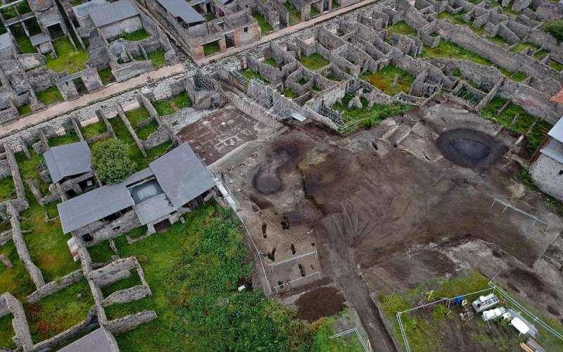 Actualité archéologique d'avril à juin 2018