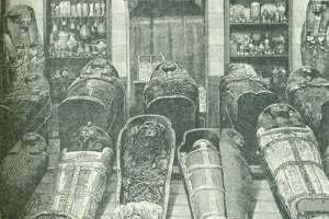 cache-pharaons-deir-el-bahari-musee-de-bouhen