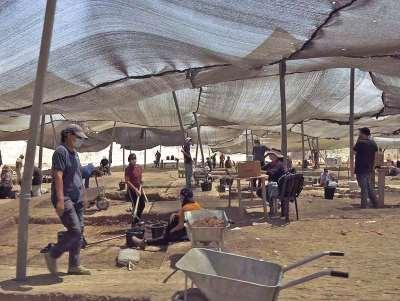 fouilles-archéologiques-découverte-trésor-israel