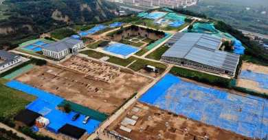 Vestiges du plus ancien palais connu de Chine fouillés dans le Henan