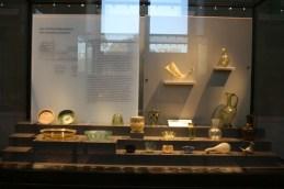 Stiklo gaminiai iš Romos imperijos. Naujasis muziejus Berlyne