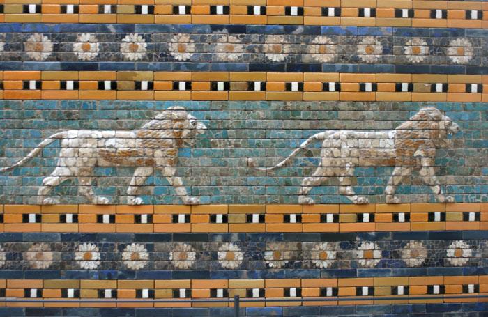 Ištarės vartai. Pergamono muziejus, Berlynas