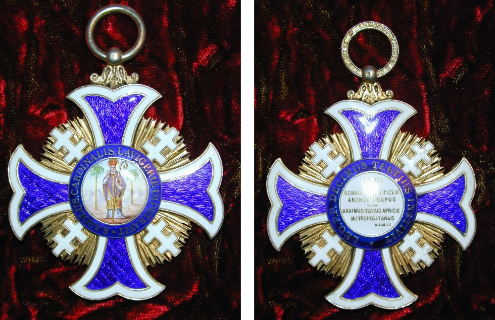 Croix des chanoines de Carthage