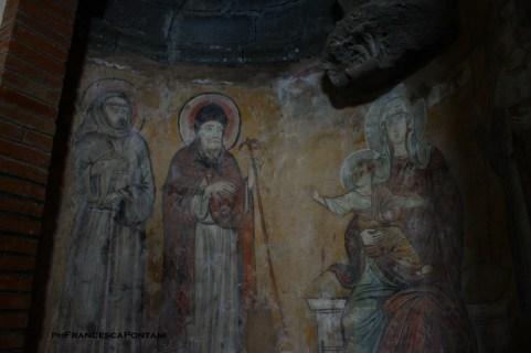 Montefiascone_Chiesa_Madonna_della_Neve_affresco