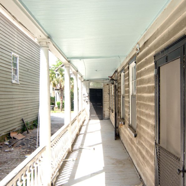 262 Coming Street Restoration (Before)